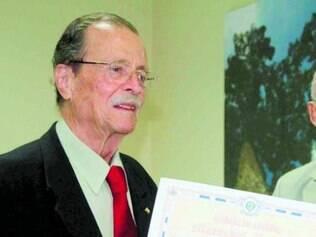 Cientista Luiz Hildebrando, 86, morreu na última quarta-feira