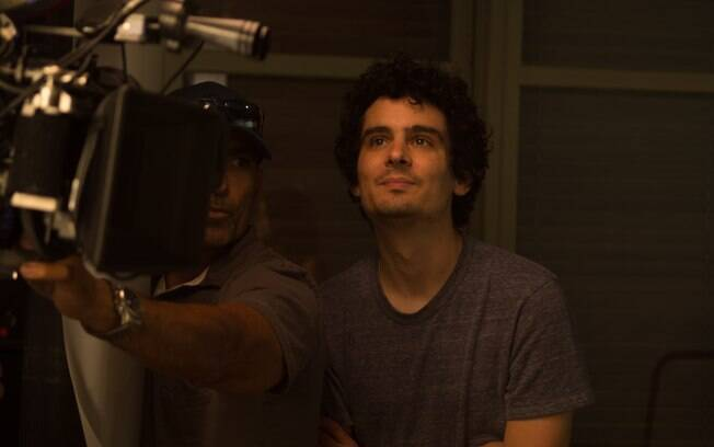 Damien Chazelle venceu o prêmio de melhor roteiro por
