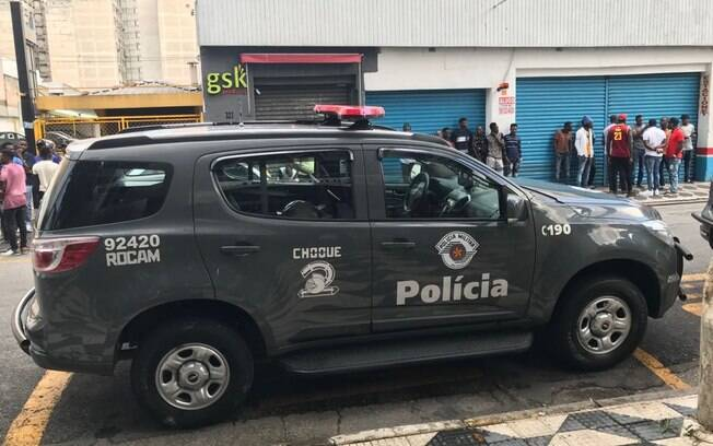 Em mais uma operação bem-sucedida, ROCAM vence bandidagem nas ruas de São Paulo