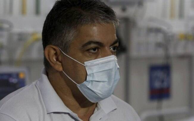 Fernando Ferry entregou o cargo após quase dois meses no posto