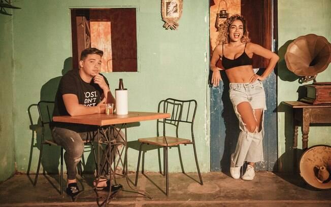 Anitta e Wesley Safadão se unem para mais uma parceria