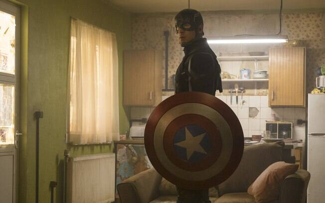 Chris Evans vai deixar de ser o Capitão America nos cinemas