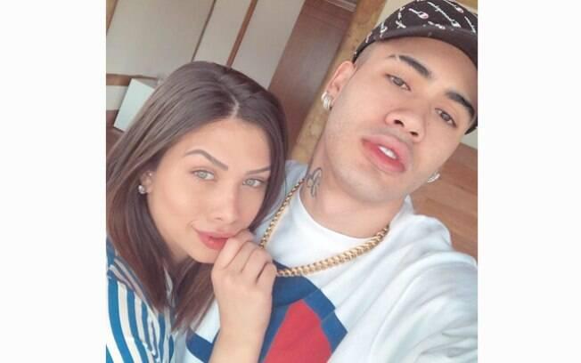 Kevinho e Flávia Pavanelli