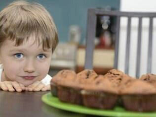 Cuidados com Açúcar Crianças