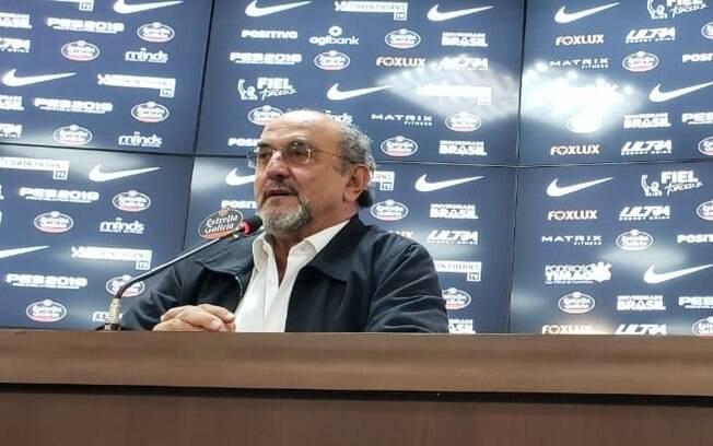 Rosenberg pediu demissão do cargo de diretor de marketing do Corinthians