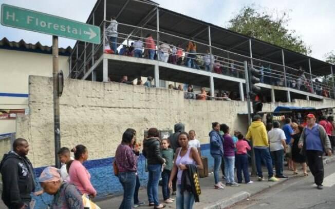 Febre amarela: mais de 200 mil pessoas residentes na zona norte de São Paulo foram vacinadas