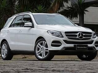 Mercedes GLE chega por R$ 312 mil