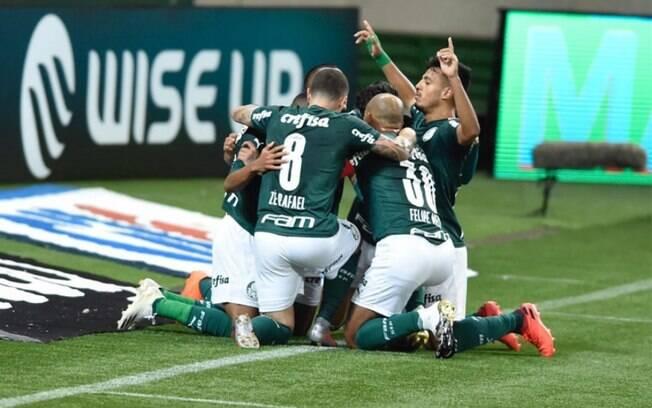 Palmeiras jogará desfalcado