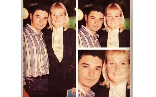 Xuxa e David Brazil anos anos 1990