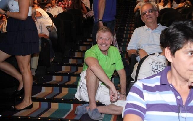 Miguel Falabella: o diretor do musical dará vida ao persoangem de Sidney Magal