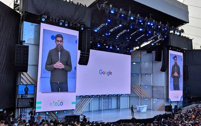 CEO Sundar Pichai conduziu conferência que anunciou uma série de mudanças que devem ocorrer nos principais serviços do Google ao longo do ano. Começando por mudanças no novo Android que incluem a nova era de