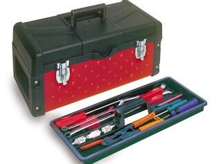 Monte seu kit de ferramenta