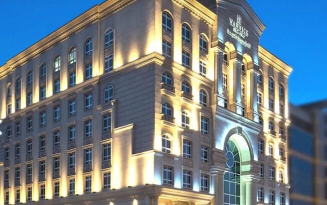 O Warwick Hotel é reconhecido na lista de melhores hotéis no Catar por apresentar diversas instalações recreacionais