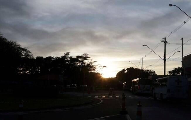 Segunda-feira tem previsão de mais chuvas em Campinas