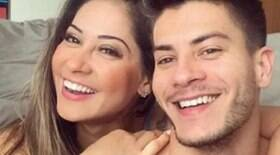 Mayra Cardi termina namoro 8 dias após volta