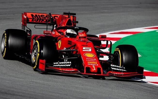 Ferrari removerá logo de patrocinador no GP da Austrália de Fórmula 1