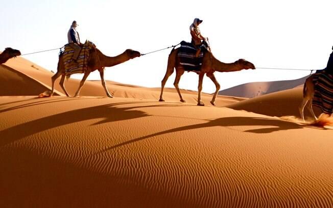 Exótico e com uma cultura bem diferente: esse é o Marrocos