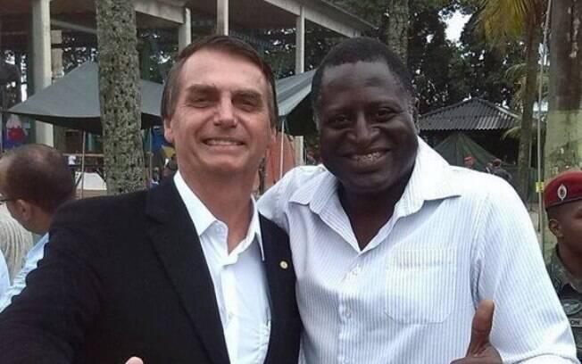 Helio Lopes e Jair Bolsonaro são amigos próximos, tanto que o deputado usou o sobrenome do presidente nas eleições