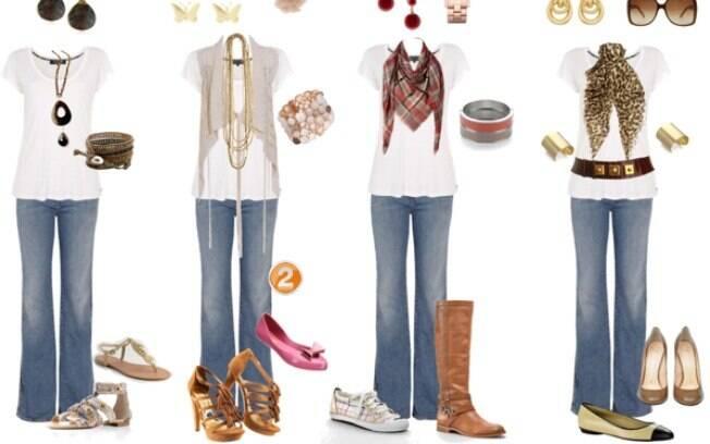 4 formas de mudar um look com acessórios