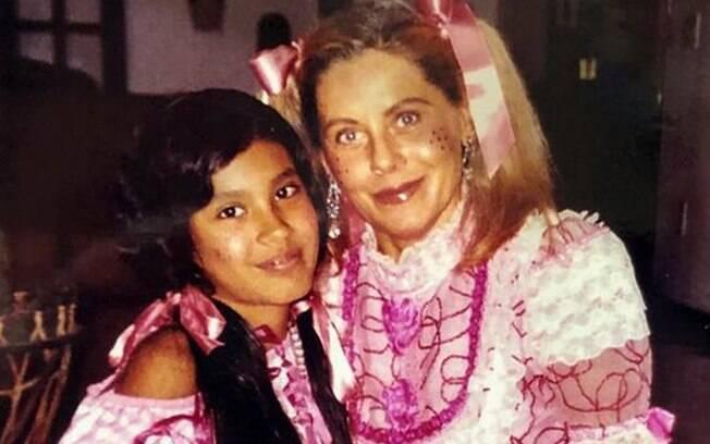 Vera Fischer e Pocah