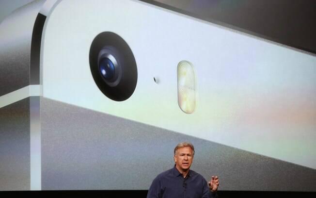 iPhone 5S também teve melhorias na câmera