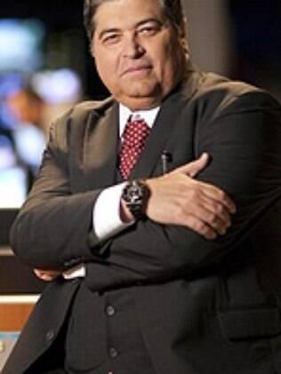 José Luis Datane, com quem Gilberto Barros teve um desentendimento no passado e talvez posso trabalhar na RedeTV! também