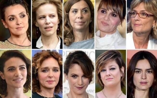 Mais de 100 mulheres do cinema italiano se unem contra abusos