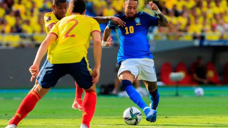 Colômbia x Brasil