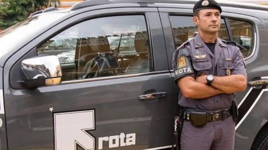 Policiais são convocados por ex-comandante da Rota para ato bolsonarista