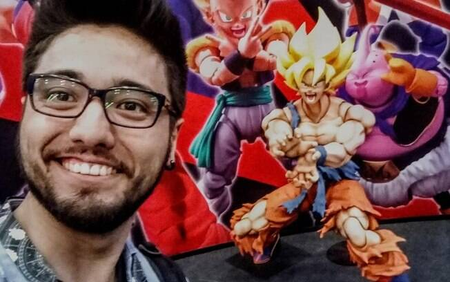 Gabriel Hashimoto na CCXP 2018