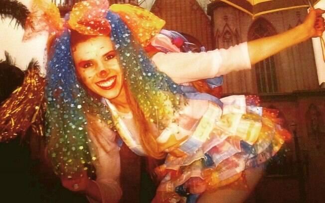Belabelinha, personagem de Leona Cavalli