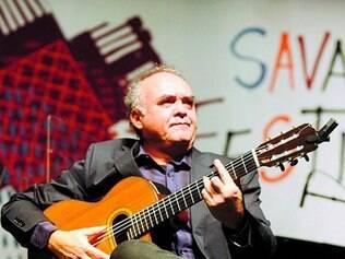 Encontro. Juarez Moreira (foto) convida Paula Santoro e Guinga para show inédito no Teatro Bradesco