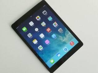 Lançamento do iPad, pela Apple, impactou várias indústrias, inclusive a de PCs