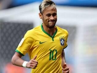 A carreira do brasileiro Neymar ainda é curta, mas já dá para ver a diferença na vida do jogador