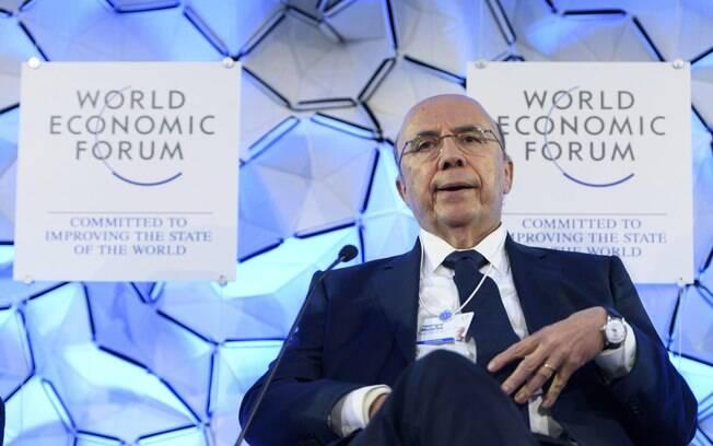 Para Henrique Meirelles, as medidas de ajuste fiscal estão revigorando o interesse dos investidores estrangeiros no Brasil