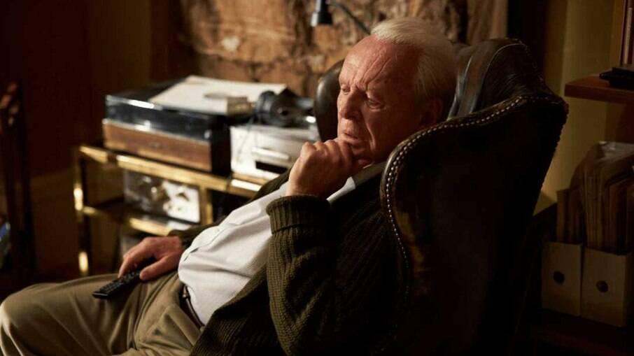 Anthony Hopkins em 'Meu Pai'