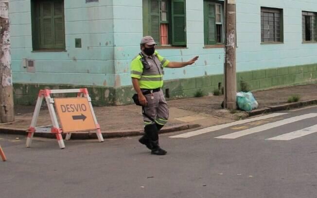 Via da Nova Campinas terá bloqueio para obra da Sanasa nesta sexta