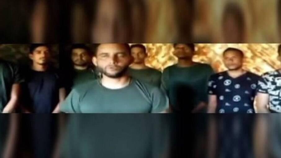 Venezuela confirma que 8 soldados foram sequestrados por guerrilheiros