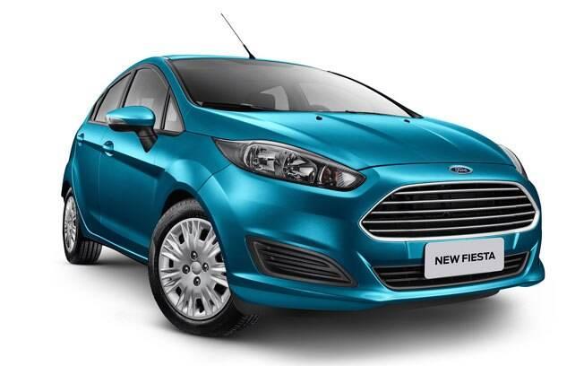 Ford Fiesta SE Plus AT , antes disponível apenas para vendas diretas passa a estar disponível para o público em geral