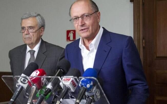 Benedito Braga é anunciado como novo secretário de Saneamento e recursos Hídricos pela Sabesp, em 11 de dezembro passado