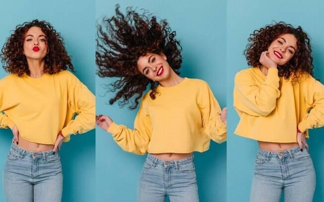Blusa de frio estilo cropped é tendência da estação, garante stylist