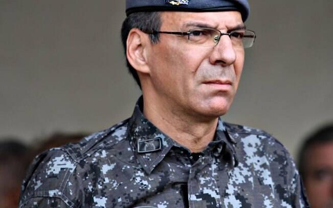Coronel Nivaldo Restivo, novo homem forte da Polícia Militar
