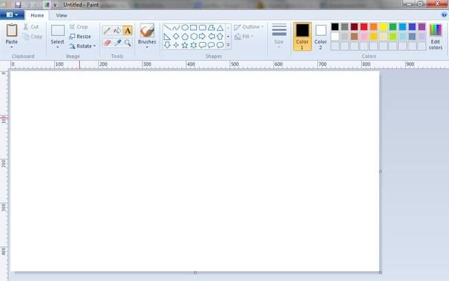 Paint deixará de receber melhorias a partir da próxima atualização do Windows 10, prevista para o final do ano