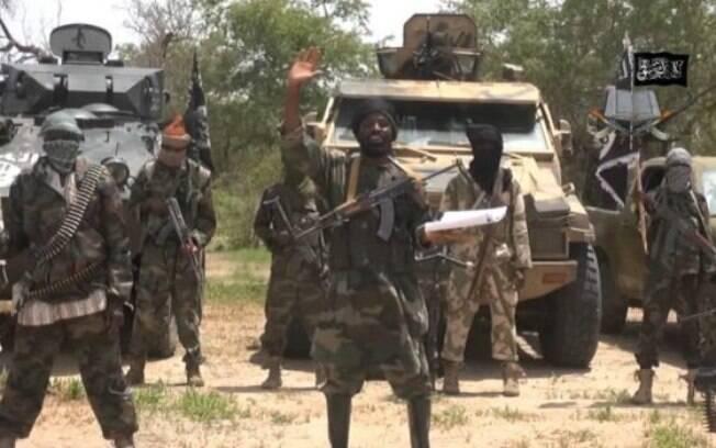 Grupo de extremistas Boko Haram sequestrou 200 meninas em 2014. Foto tirada em 2014