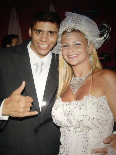 Casamento de Danúbia Rangel e Antônio Francisco Bonfim Lopes, o