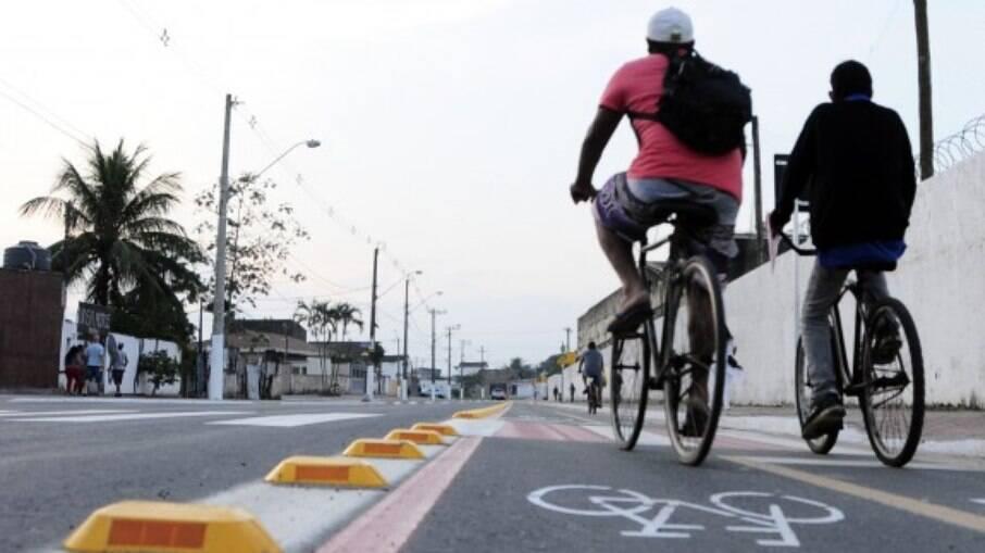 Uso adequado das ciclovias é um dos recursos que existem para evitar acidentes graves com bicicletas no trânsito