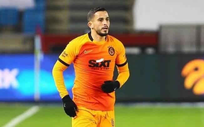 Omar Elabdellaoui, jogador do Galatasaray