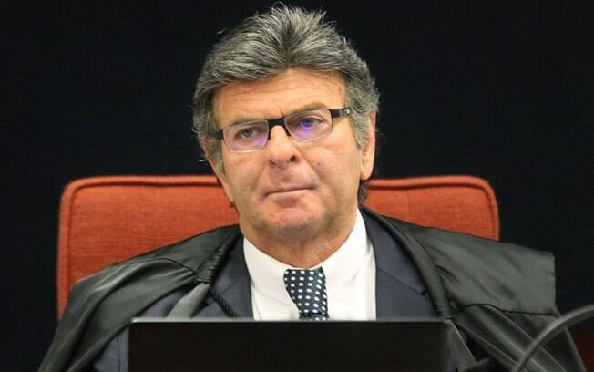 Ministro Luiz Fux, novo presidente do Supremo Tribunal Federal.