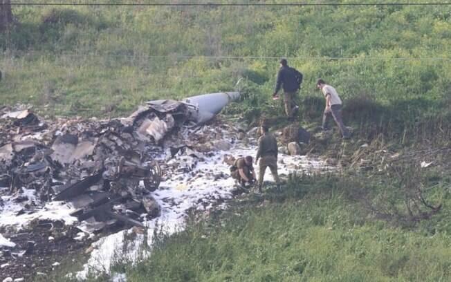 Durante o ataque, mísseis sírios também foram lançados contra Israel, o que ativou as sirenes e alarmes no norte do país