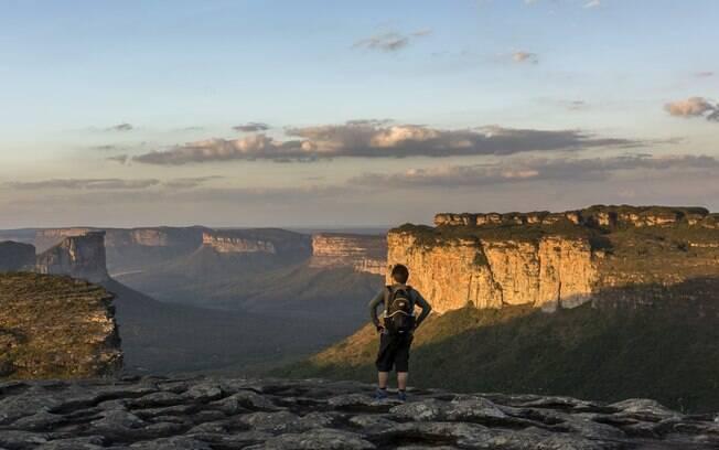 Parques nacionais como o da Chapada da Diamantina ajudam a preservar o meio ambiente em diversos países